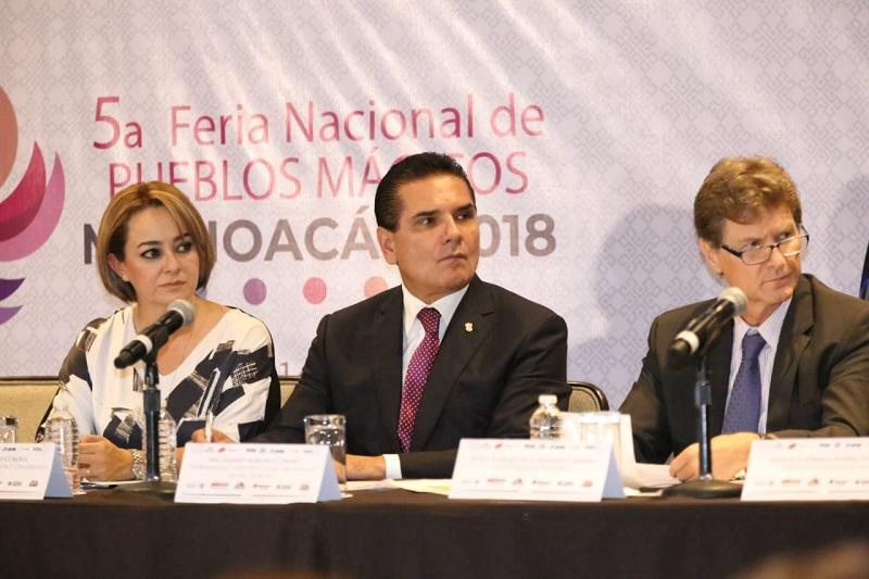 Hacemos todo lo posible porque Michoacán no retorne a las impresiones de percepción de riesgo; enfatiza Aureoles Conejo
