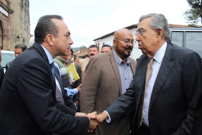 El presidente estatal perredista resaltó que a 30 años de la fundación del PRD, siguen vigentes muchas de las demandas por las cuales iniciamos nuestra lucha