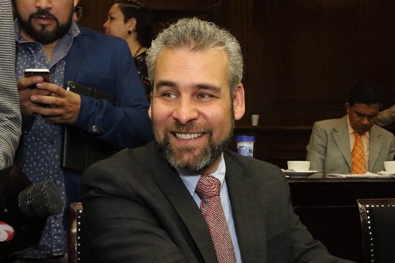 A continuación, la lista completa difundida por el grupo parlamentario del Morena en el Congreso del Estado