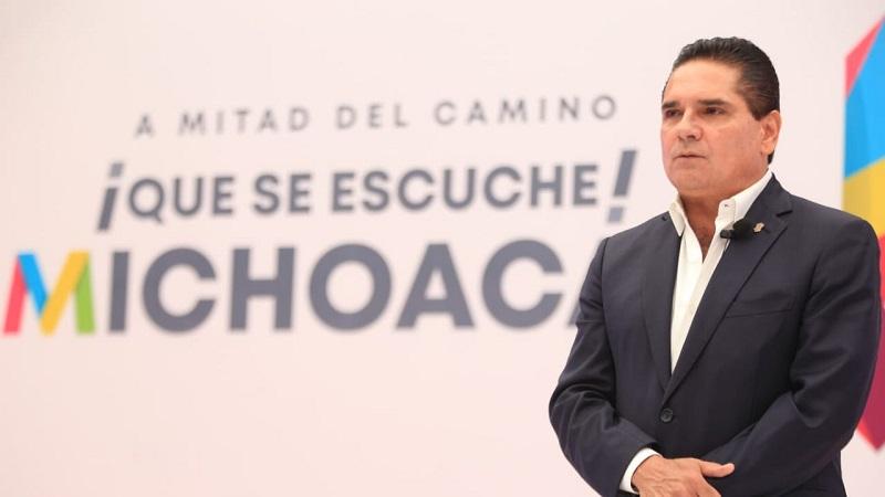 """Es evidente que Michoacán pasó de ser un Estado fallido, a un Estado rector"", reconoce el presidente de Mexicanos Primero en Michoacán, Erick Avilés"