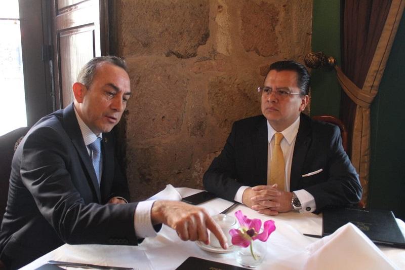 Soto Sánchez resaltó la importancia que el PRD sea el contrapeso que dé balance en el ámbito político en los excesos de poder y represente las necesidades de la población