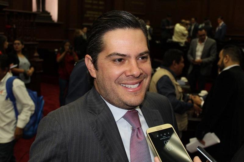 Orihuela Estefan señaló que lo primero que harán los diputados locales del PRI será poner muy en alto los valores y las causas históricas de este organismo político