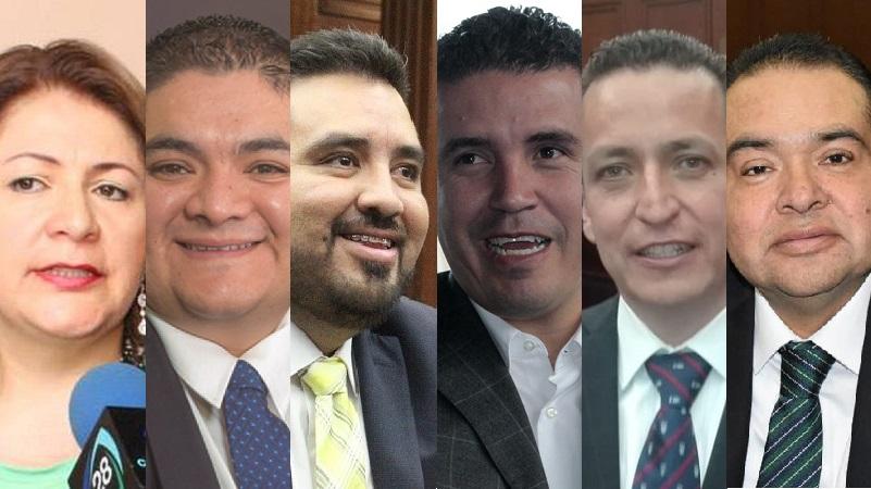 Pronto veremos en los hechos cómo cada uno de los grupos parlamentarios hace valer su peso y sus argumentos en el desarrollo de 74 Legislatura