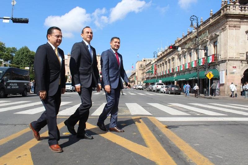 Soto Sánchez manifestó que será necesaria la conciliación interna, para conformar dentro de la renovación, un contrapeso político y representar a aquellos que son olvidados en el actuar del mismo régimen presidencialista