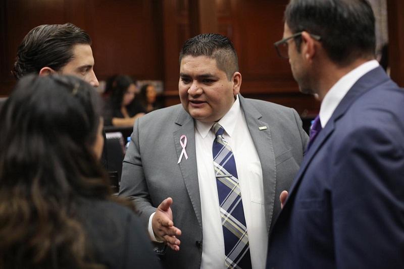 Además, Hernández Vázquez integrará la comisión de Pueblos Indígenas, así como el comité de atención ciudadana y gestoría