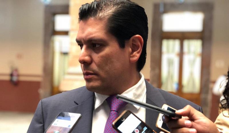 """""""Es un proyecto grande que al mediano y largo plazo será generador de empleos bien pagados, punto de atracción de inversión, fortalecedor de cadenas de valor locales, fomento a las exportaciones y aumentos en la productividad de Michoacán y parte de la entidad vecina"""", refirió Núñez Aguilar"""