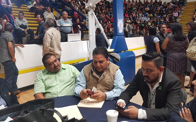 Mendoza Andrade en conjunto con las instituciones educativas de los diferentes niveles, expuso sus puntos de vista sobre lo que debe ser el nuevo acuerdo educativo en el país