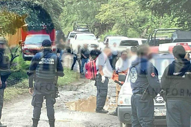 Hasta al momento continúan el operativo en la zona por parte de las autoridades Estatales y Federales