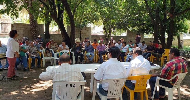 El dirigente estatal, Antonio Soto, avaló con el respaldo del secretariado del Sol Azteca, la reestructuración de aquellos comités que no cuenten con una dirigencia sólida, para dar certeza y vida partidaria en cada municipio