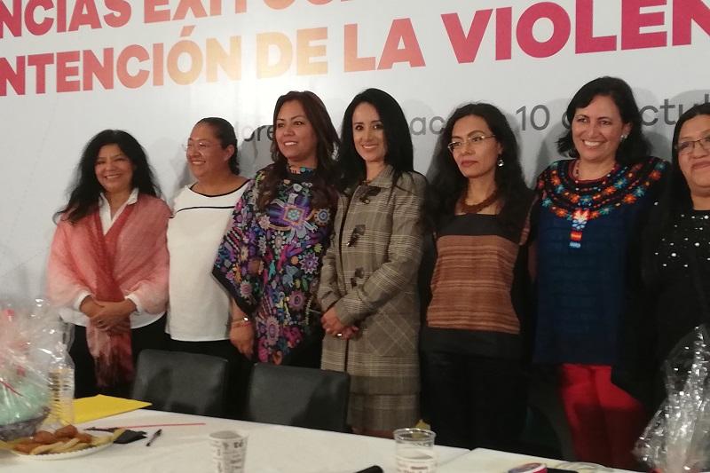 Se sancionarán conductas que lastimen integridad de las mujeres