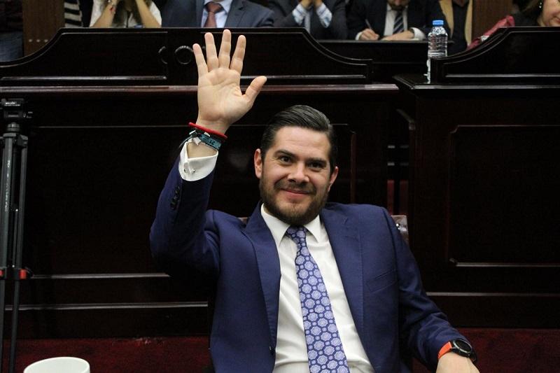 Trabajaremos por Fiscalía independiente y autónoma: Eduardo Orihuela