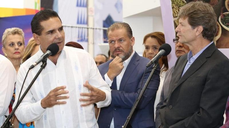 Michoacán registró 8.5 millones de visitantes en 2017 y con el esfuerzo de todos los sectores, debemos superar esa meta, destaca el mandatario