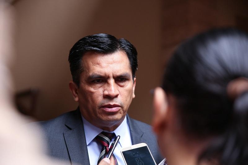 Estrada Cárdenas dijo que el Grupo Parlamentario del Partido Acción Nacional (GPPAN) desea una pronta recuperación al gobernador Silvano Aureoles, pero es necesario que se informe sobre el tiempo que estará ausente de sus funciones