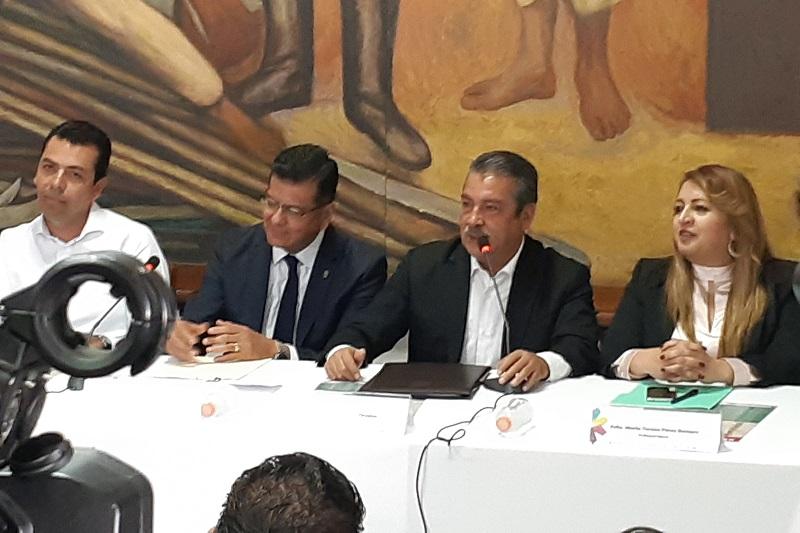 Morelia recibirá al contingente montado y el estandarte de la cabalgata el 20 de octubre del presente año, informó el alcalde de Morelia, Raúl Morón