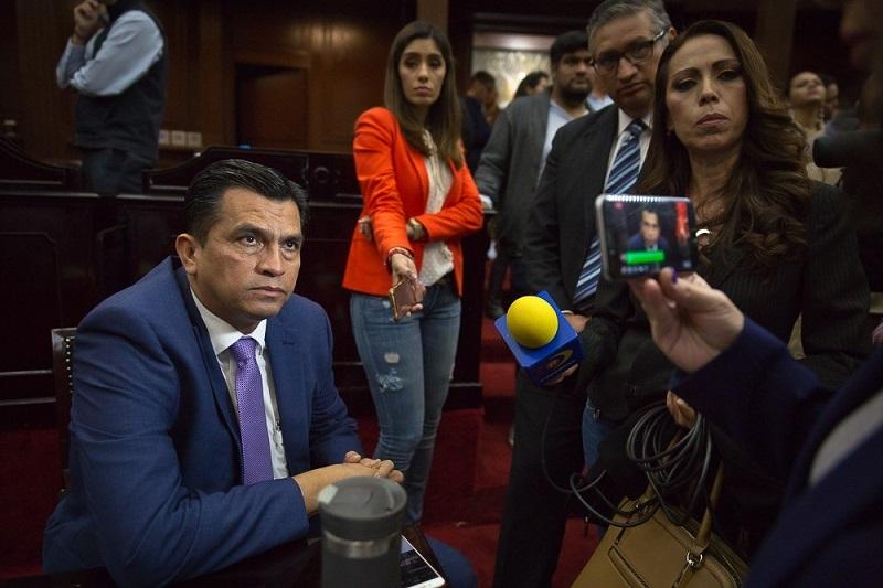 Estrada Cárdenas dejó en claro que la fracción del Partido Acción Nacional mantiene un gran compromiso político y moral para lograr la instalación de la ZEE, pues potencializará el desarrollo de la región de Lázaro Cárdenas