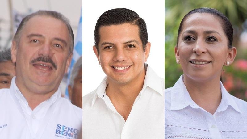 Si se confirma que los candidatos a la dirigencia estatal serán Óscar Escobar, Alma Mireya González y Sergio Benítez, ¿a quién le apostarán los panistas de Michoacán?