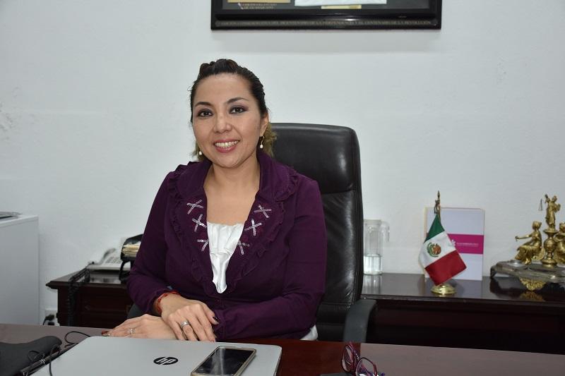Cabe destacar, que la maestra en derechos cuenta con más de 15 años laborando en el Poder Legislativo, en las pasadas legislaturas, LXXII y LXXIII, desempeñó el cargo de asesora de la Secretaría en cuestión