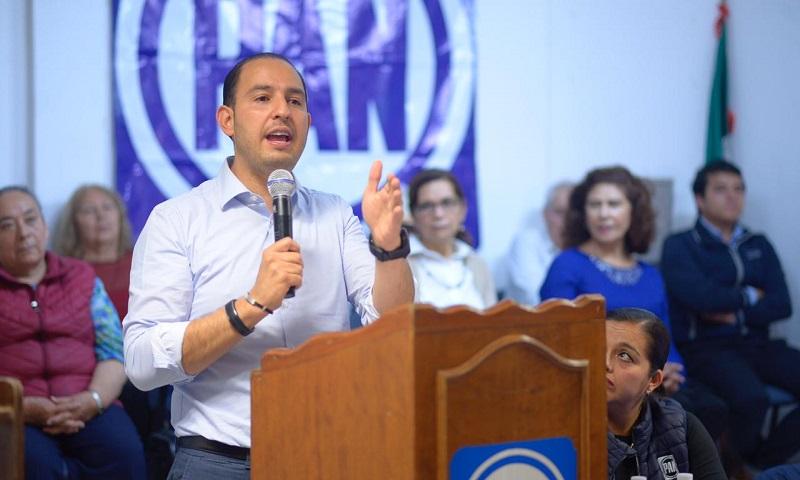 Se deben tomar las medidas necesarias para evitar más afectaciones a los morelianos: Marko Cortés