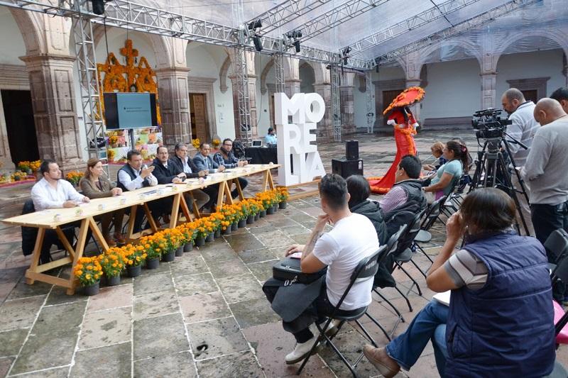 Ayuntamiento, el sector empresarial, universidades y sociedad civil, se unen para brindar una cartelera de eventos completa
