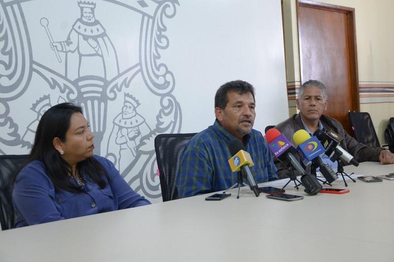 El titular de dicha dependencia, Roberto Reyes Cosari, hizo hincapié en que la coordinación con el gobierno del estado, organizaciones civiles, grupos religiosos e iniciativa privada ha sido fundamental