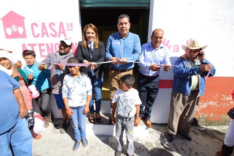 Nuestra casa de Atención Ciudadana, a través de estas acciones, tiene la finalidad de que todas las personas puedan aprender nuevos oficios o actividades que les ayuden a generar una fuente de autoempleo: Barragán Vélez