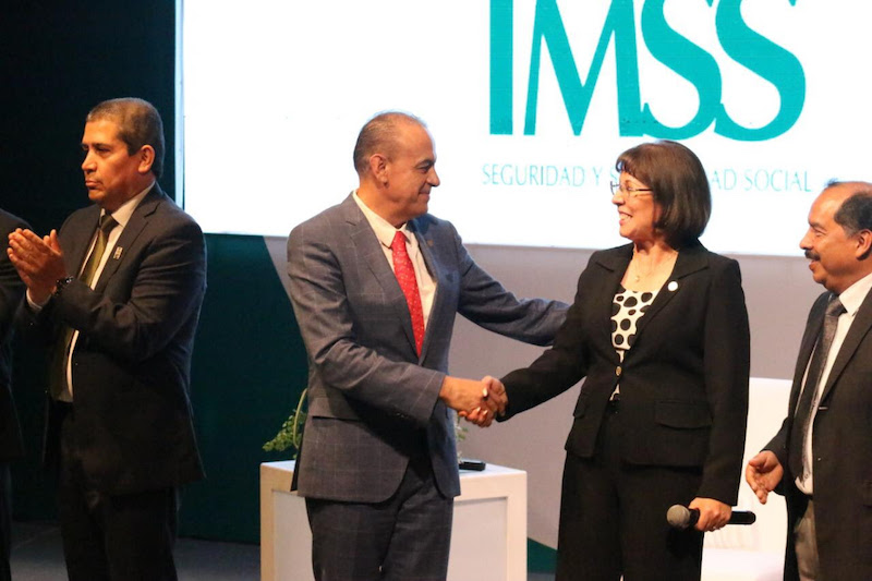 Sobre el informe presentado por María Soto Romero, Sigala Páez, consideró que fue este, un fiel reflejo del gran esfuerzo de todas y todos los trabajadores de esta institución