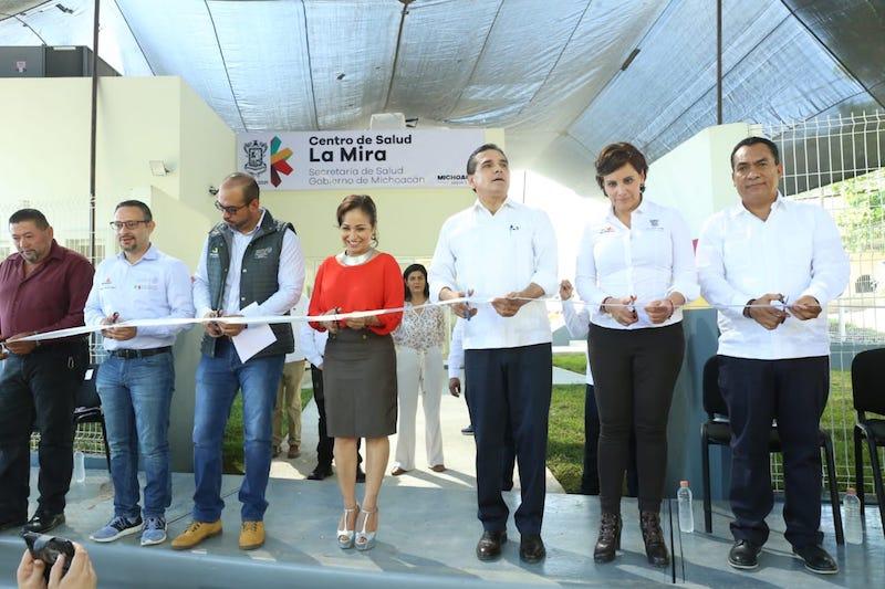 Anuncia el mandatario estatal intensas gestiones para arrancar la obra de un nuevo hospital regional para Lázaro Cárdenas