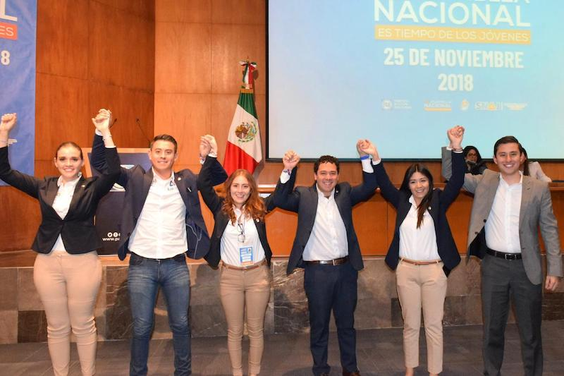 Alrededor de 100 jóvenes participaron en la elección de los municipios de Morelia, La Piedad, Uruapan, Zamora, Cd. Hidalgo, Tacámbaro, Pátzcuaro, Quiroga, Zacapu, Apatzingán, Los Reyes, Numarán, Cotija, Ecuandureo, entre otros