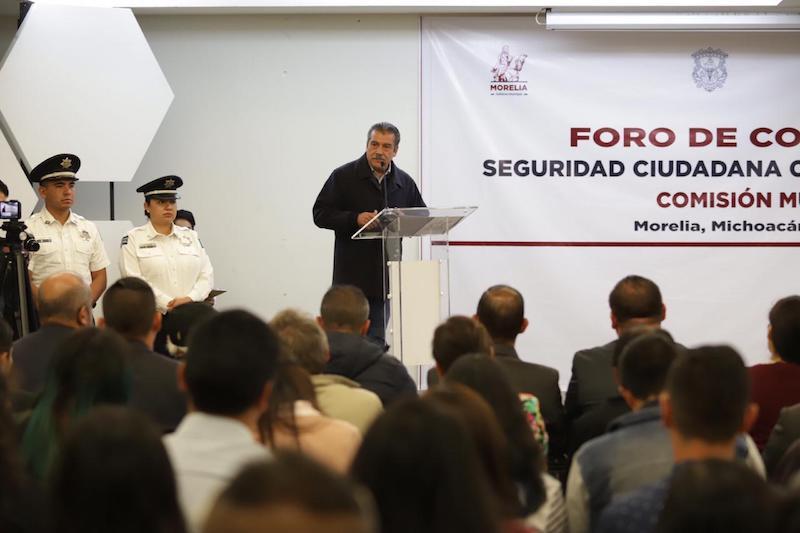 El fortalecimiento del sistema y el fomento de la cultura cívica son medidas primordiales para la mejora