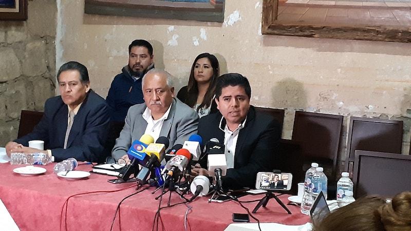 Pantoja Arzola reconoció a las autoridades estatales por sus avances en temas de seguridad, pero descartó que él mismo vaya a presentar exámenes de control y confianza, pues él no estará encargado de esos temas