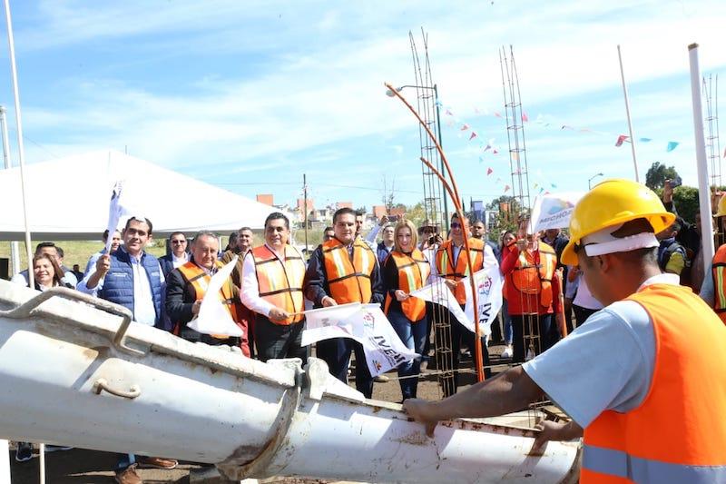 Aureoles Conejo anunció que se implementará un programa de rescate a las viviendas que se encuentran abandonadas, para así relanzarlas al comercio habitacional