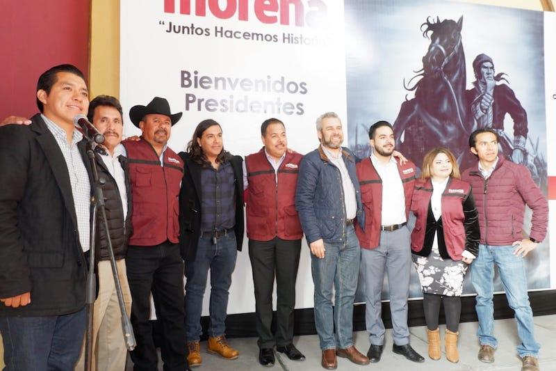 Sergio Pimentel puntualizó que a los presidentes municipales se les está ofreciendo la voluntad de construir juntos, un trabajo organizativo, seriedad en la reunión colectiva y todas las herramientas que mantiene la Asociación de Presidentes Municipales de Izquierda