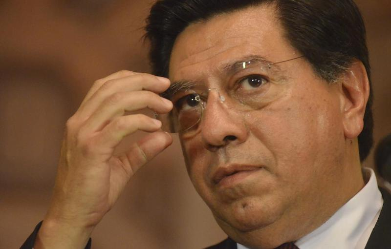 """Reyna García fue considerado en amplios sectores de la opinión pública como """"preso político"""" del entonces comisionado nacional, Alfredo Castillo"""