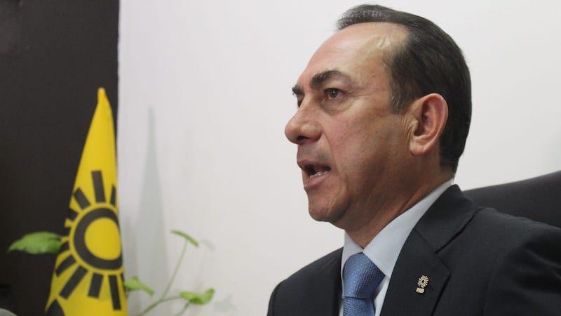 El líder perredista en Michoacán celebró que se conjunten las autoridades municipales, estatales y federales en la sinergia para el combate a la delincuencia, reconstruir el tejido social e incrementar las medidas de prevención