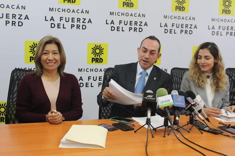 Soto Sánchez advirtió que sería irresponsable dejar desprotegidos rubros que han permitido acercar beneficios medibles y tangibles para los michoacanos y sus familias