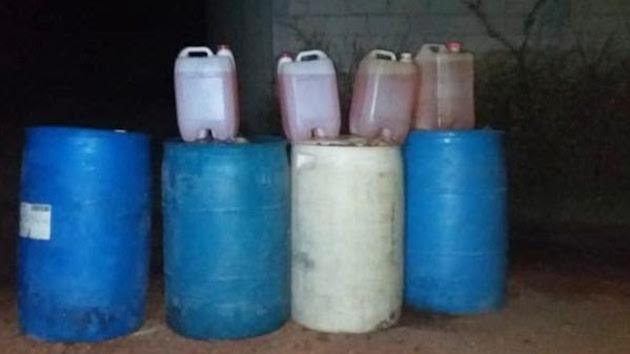 El Gobierno del Estado a través de la SSP continúa trabajando para combatir la ordeña de combustible en ductos, así como la compra venta ilegal