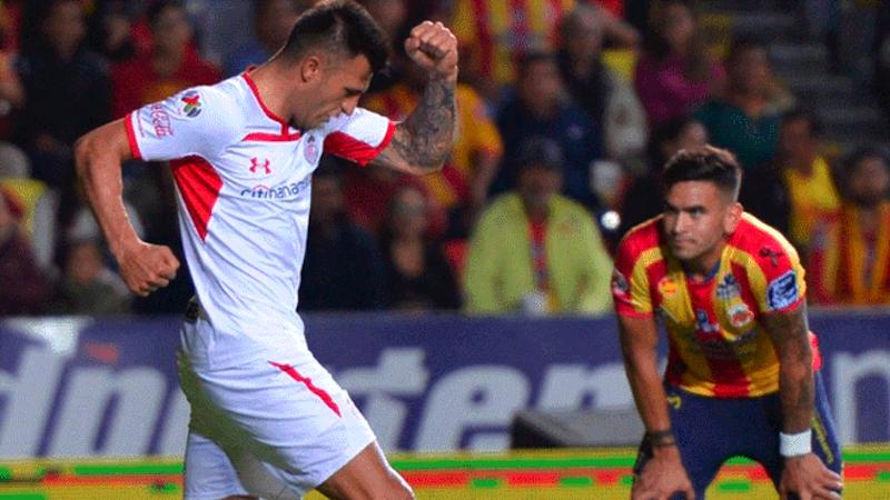 La voltereta de los 'Diablos Rojos' del Toluca comenzó a gestarse al 19 cuando Triverio hizo el 1-1 con un remate a bocajarro ante el portero uruguayo Sebastián Sosa