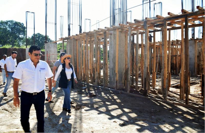 Se prevé estén concluidos 2 edificios en el primer semestre del año