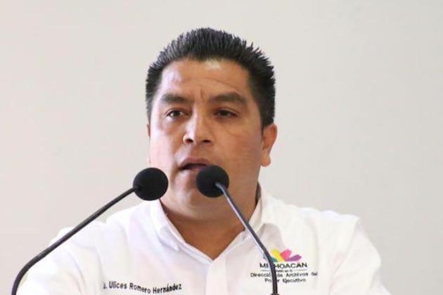 Lo anterior fue dado a conocer por el director de esta dependencia, Ulises Romero Hernández, quien añadió que esta propuesta ha sido respaldada y complementada por quienes forman parte del Comité del Sistema Estatal de Archivos de Michoacán