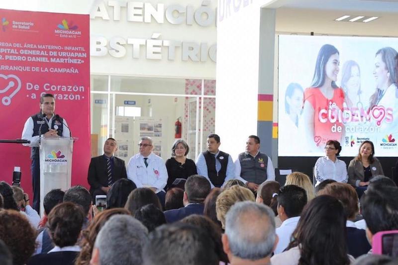 Las nuevas y modernas instalaciones atenderán a más de 14 municipios de esta región, y cristalizan una añeja demanda de la población que tenía más de 15 años sin ser atendida