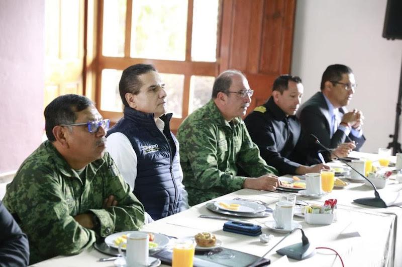El titular del Ejecutivo Estatal aseguró que estas acciones de la Mesa de Coordinación Estatal seguirán presentes en todo el territorio michoacano