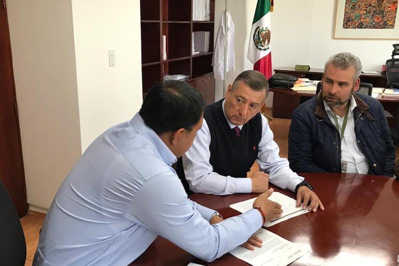 El objetivo de dicha mesa es desahogar temas que requieren acciones jurídicas y de gobierno a distintos niveles: Ramírez Bedolla