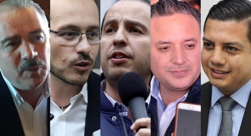 Su único aspirante natural al cargo, Marko Cortés Mendoza, hoy está comprometido a culminar su periodo como dirigente nacional del blanquiazul