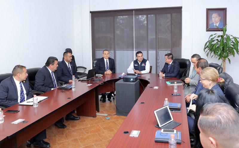 La Unidad Especializada de Combate al Secuestro es de las mejores del país, asegura el gobernador, quien reconoce y celebra el desempeño de la UECS