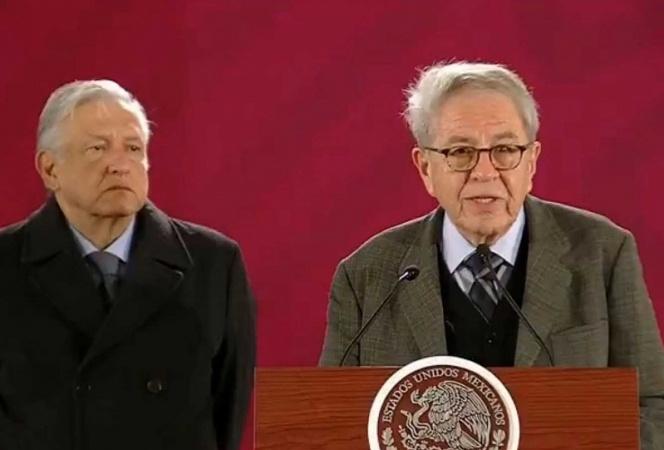 Acompañado por el presidente Andrés Manuel López Obrador, el secretario de Salud destacó que aún hay 51 pacientes en distintos centros de salud