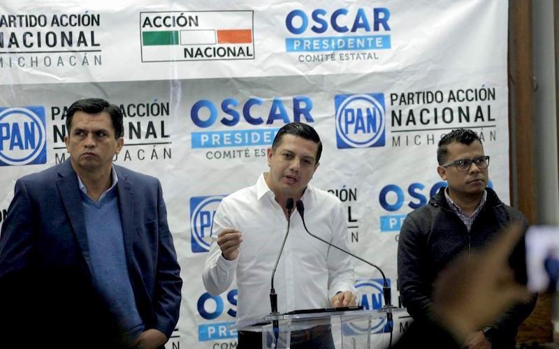 Los gobiernos federal y estatal deben dar certeza a los maestros en el pago de sus salarios y prestaciones, como derecho laboral adquirido: Óscar Escobar Ledesma