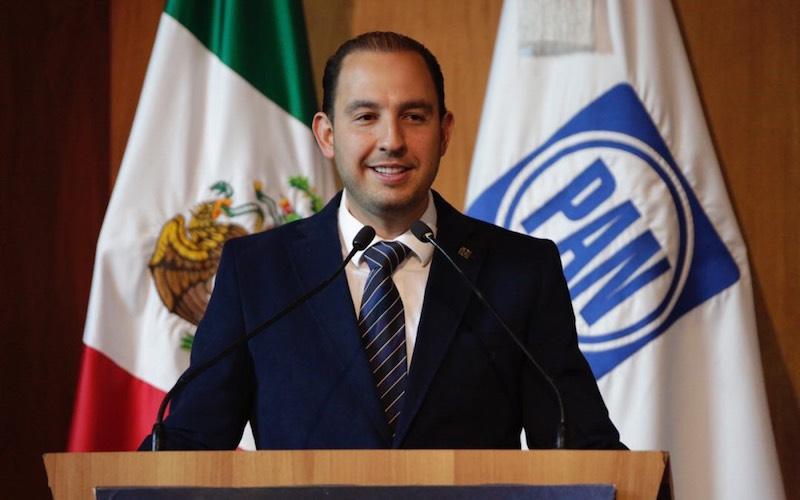 No queremos que haya impunidad ni olvido en este lamentable suceso: Marko Cortés