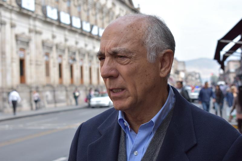 Esto lo señaló Manuel Antúnez frente a la crisis de gobernabilidad que existe en el estado y a la prolongada ausencia que ha tenido el gobernador, por su viaje a España, en un contexto que exige atención inmediata para enfrentar y solucionar los problemas