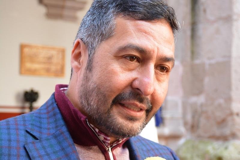 Báez Ceja dijo que en caso de que la Federación asuma la la responsabilidad del pago de nómina del magisterio michoacano