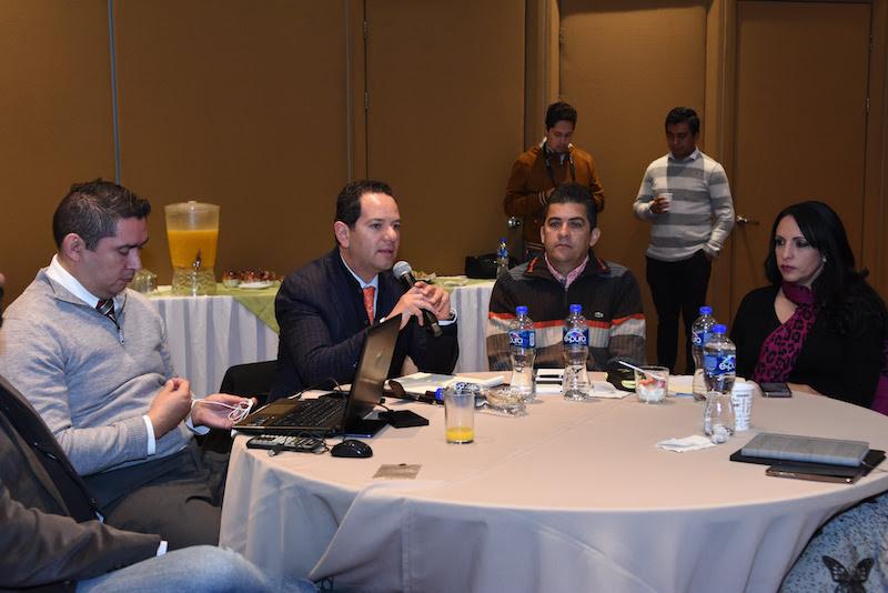 En el marco de la reunión, Jesús Melgoza Velázquez, secretario de Desarrollo Económico y coordinador del Gabinete Económico, señaló que una de las principales demandas de la población sigue siendo el empleo